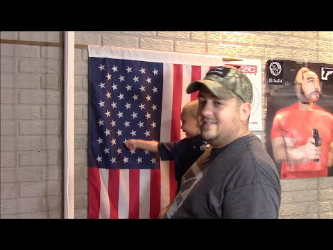 How To Vertically Hang The U.S. Flag