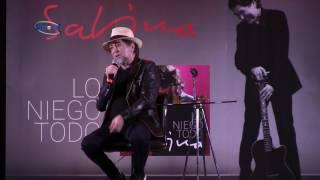 Joaquin Sabina nos cuenta como escribe sus canciones