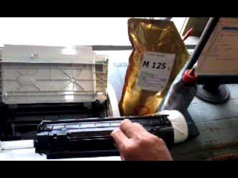 Bubuk/Powder Toner Refill Laser Jet Canon LBP6000