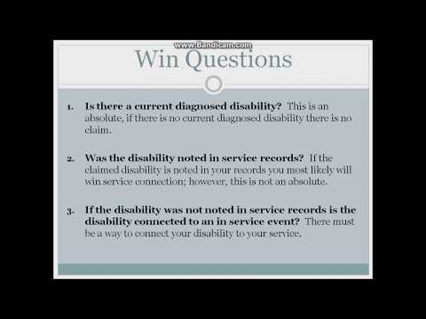 How to Win Your VA Compensation Claim