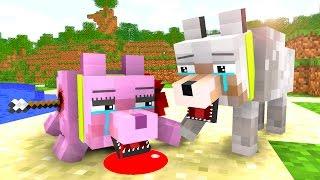 All Minecraft Life 2017 - Craftronix Minecraft Animation