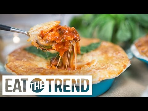 How to Make Pizza Pot Pie | Eat the Trend