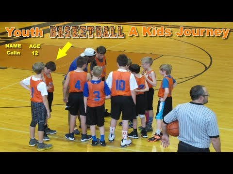 Youth Basketball - A Kid Colin's Journey (2018)