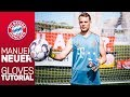 Manuel Neuer Tutorial How To Pick Your Goalkeeper Gloves