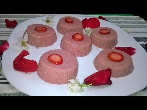 How to Make Custard with Strawberries and Agar-Agar- HogarTv By Juan Gonzalo Angel