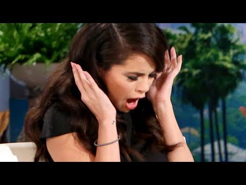 """Selena Gomez TERRIFIED By The Paparazzi: """"You're Scaring Me"""""""