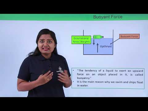 Class 9th Physics - GRAVITATION - Buoyancy part 1