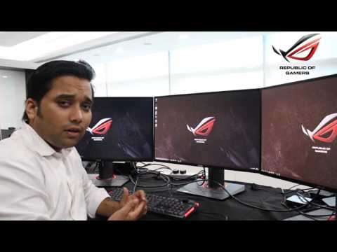 How to Setup Multiple monitors with ROG G20CB(GTX1080)
