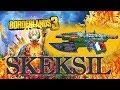 BORDERLANDS 3 ~ SKEKSIL [Arme Légendaire] ~ (Drop : Skrakk)