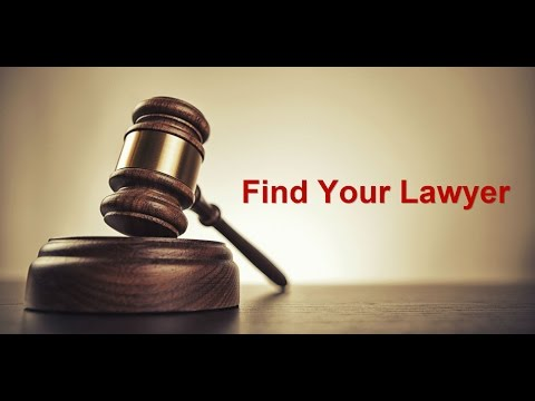 Lawyers - Find your lawyer