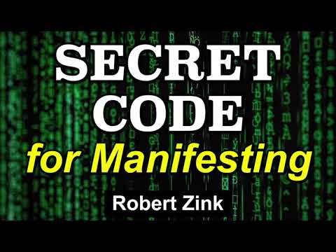 Secret Code for Manifesting Your Dreams and Goals with the Law of Attraction