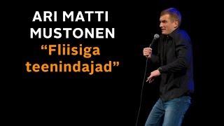Ari Matti Mustonen -