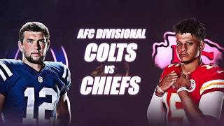 Colts vs. Chiefs 2018 AFC Divisional Highlights   NFL