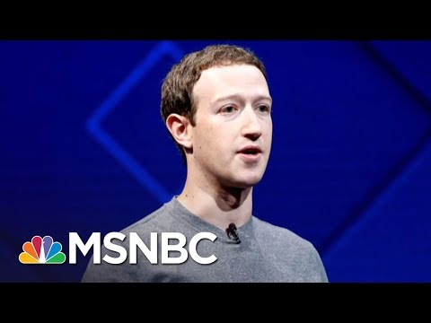 Soon Facebook Users Will Know If Their Data Was Shared With Cambridge Analytica | MSNBC