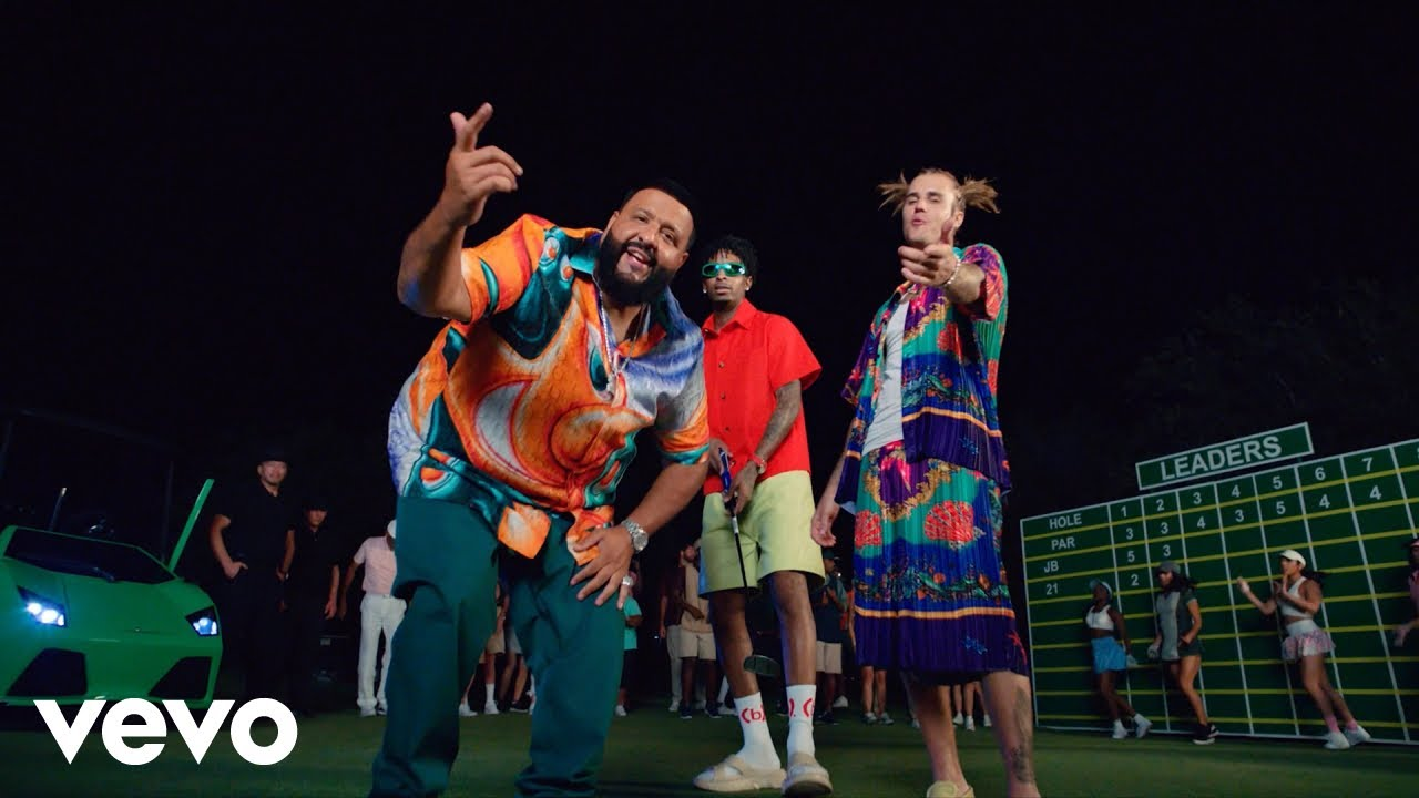 Download DJ Khaled - LET IT GO (Official Music Video) ft. Justin Bieber, 21 Savage MP3 Gratis