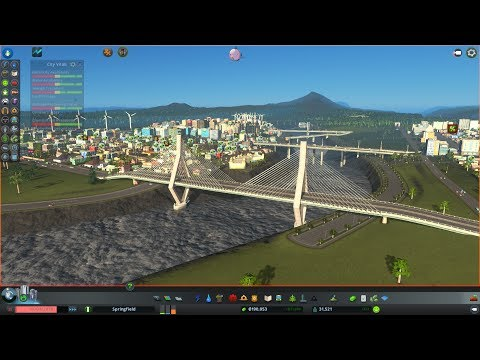 Cities Skylines: BunnyVille Stream Part 6 1440p