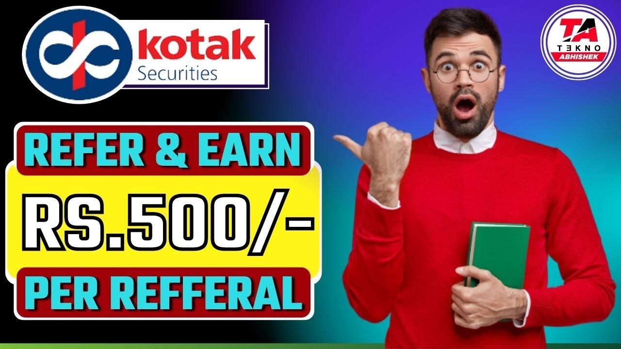Download kotak securities refer and earn   kotak refer and earn   Open Free Demat Account in kotak securities MP3 Gratis