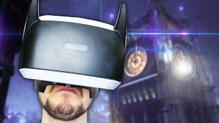 BE THE BAT! | Batman Arkham VR (Playstation VR)