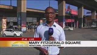 """""""Hands off Zuma"""" march, Aldrin Smapear reports"""