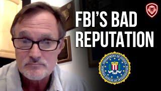 Former FBI Agent Embarrassed by FBI Scandals