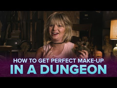 How To Get Perfect Make-Up In A Dungeon