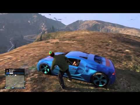 GTA 5 How to Increase and Max Out Strength Online