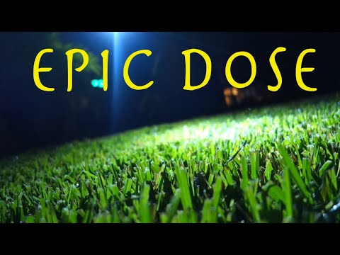 N-Ext Epic Dose, Night Spraying, Soil Test Results, Fun