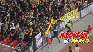 Detik Detik Kisruhnya Laga Panas Indonesia Vs Malaysia Kualifikasi Piala Dunia