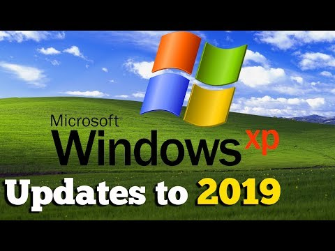 How to get Windows XP Updates Until 2019  - Windows XP End of Support