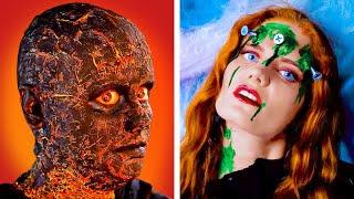 ULTIMATE HALLOWEEN COMPILATION 🎃   Creepy Makeup Ideas, Costumes, Recipes, DIY's 👻