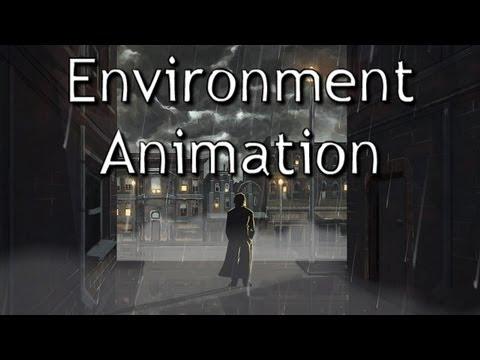 Environment Animation Tutorial (Rain/Wind/Fog) in Flash