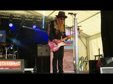 FUZZTOP - SHARP DRESSED MAN (LIVE GENEVE 2017 - FESTIVERBANT FESTIVAL)