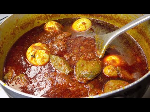 Ofada Sauce or Stew | How To Make Nigerian Stews