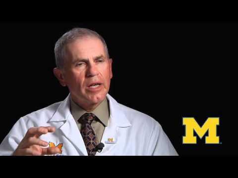 U-M's Dr. Thomas Schwenk on Medical students and depression