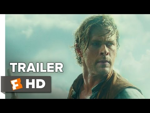 In the Heart of the Sea Official Trailer 2 2015 - Chris Hemsworth Movie HD
