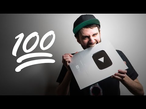 HOW TO GET 100,000 SUBSCRIBERS + Play Button Unboxing