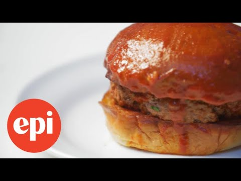 How to Make a Wet Burger (It's Better than it Sounds) | Epicurious