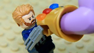 Lego Avengers Infinity War: Wakanda Takes the Lead | Brick Channel Lego Stop Motion