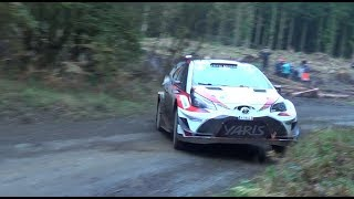 WRC Wales Rally GB 2017 [HD]