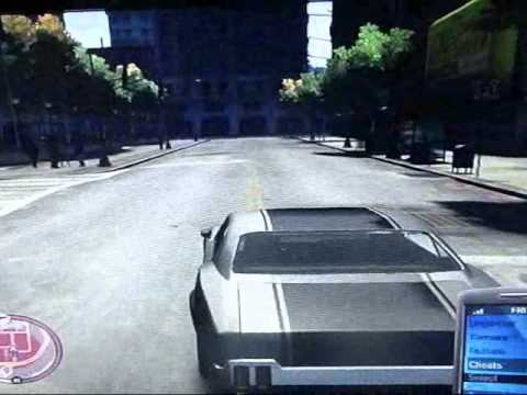GTA IV !!!!!EXCLUSIVE CAR SHOP RARE CARS!!!!!!