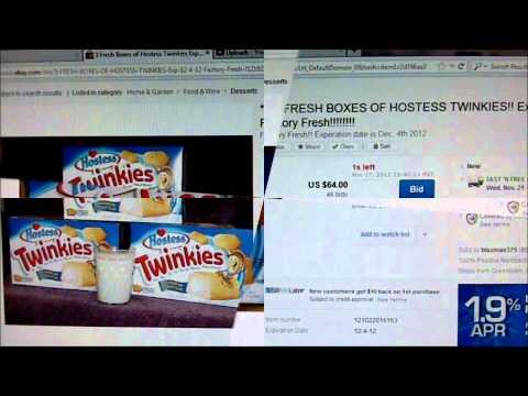 Remember When People Were Bidding for Twinkies? | Jason Asselin