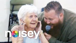 """Action Bronson Live From an Old Folks Home - """"Strictly 4 My Jeeps"""""""