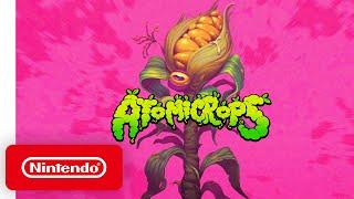 Atomicrops - Launch Trailer - Nintendo Switch