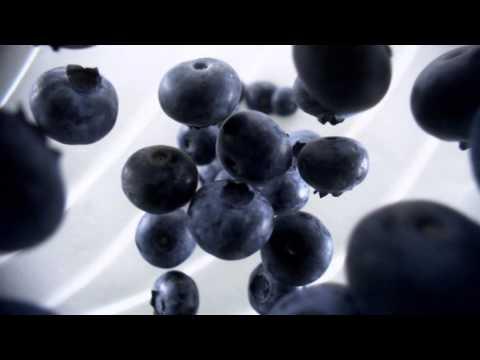 FAGE Total Yoghurt Commercial 2015 Blueberry Split Pot