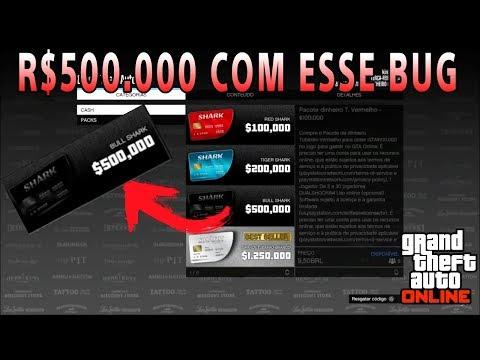 Aprenda a ganhar 500.000 SOLO e FÁCIL com esse bug de dinheiro no GTA 5 ONLINE