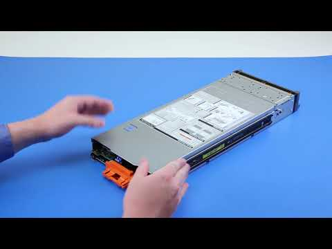 Dell EMC PowerEdge M640 and FC640: Remove/Install System Battery