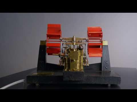 Steamboat engine