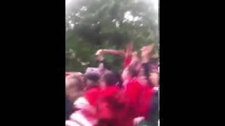 سعودي في مسيرة بايرن ميونخ بعد الحصول على الدوري