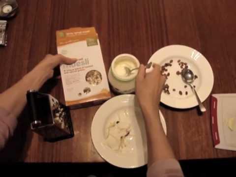 How to Make Honey Spiced Bircher Muesli