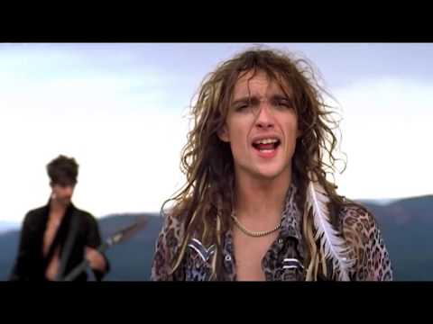 The Darkness - Love Is Only A Feeling (Official Music Video)